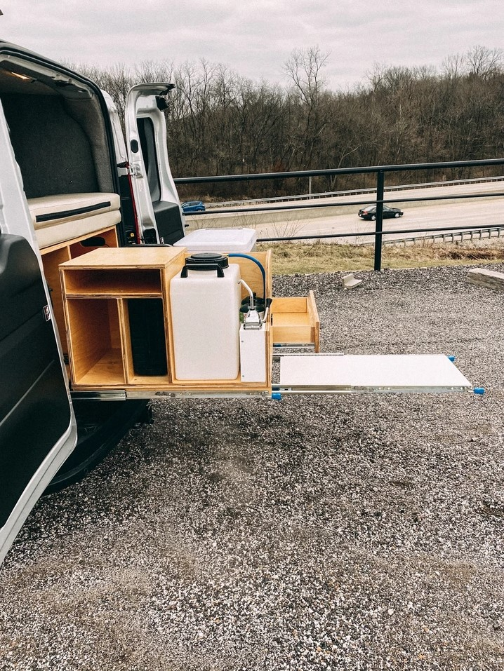 Ram ProMaster City Van Conversion by Voyager Conversions For Sale 0010