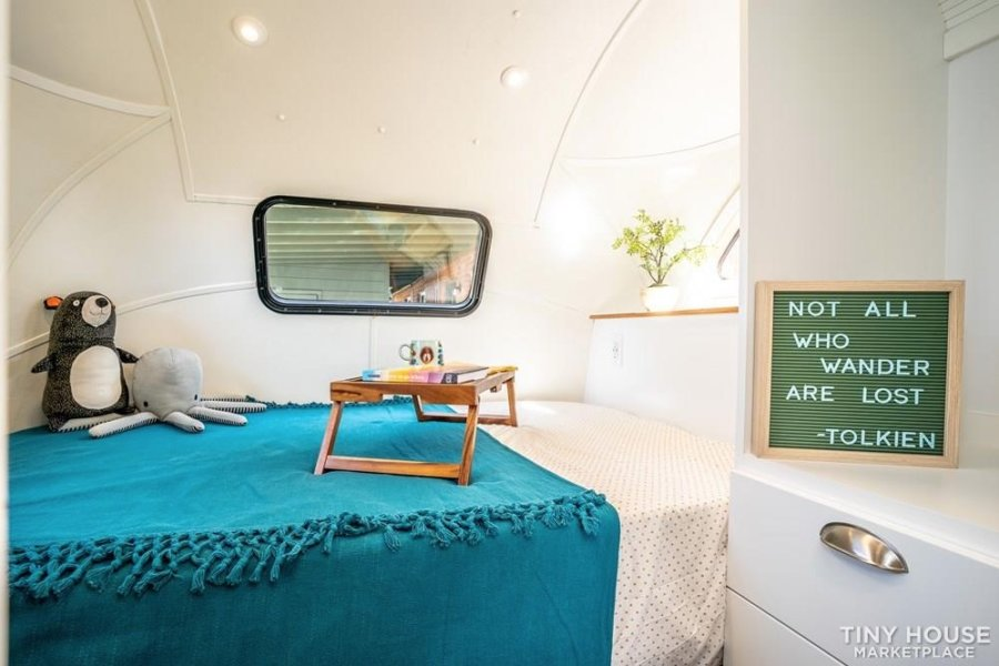 Restored 1947 Spartan Manor Travel Trailer with Full Solar FOR SALE via Lisa Mason-Tiny Home Builders 006