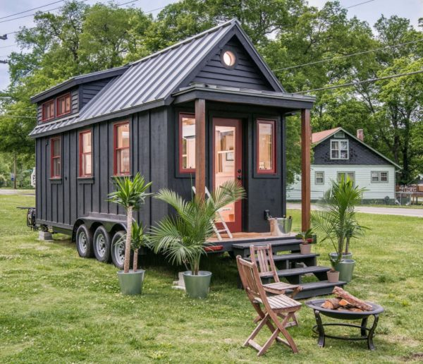 Riverside Tiny House 001