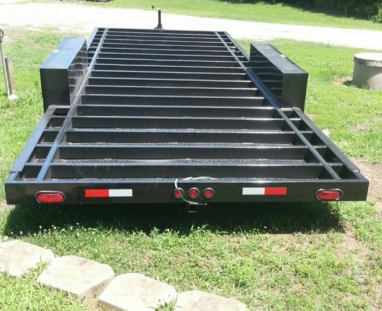 Robert Aulickys 24ft Tiny House Trailer For Sale in GA 003