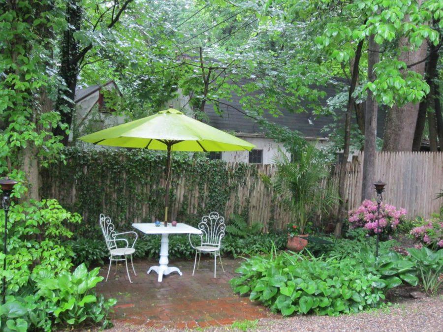 Romantic Herringbone Cottage – Walk to New Hope 001