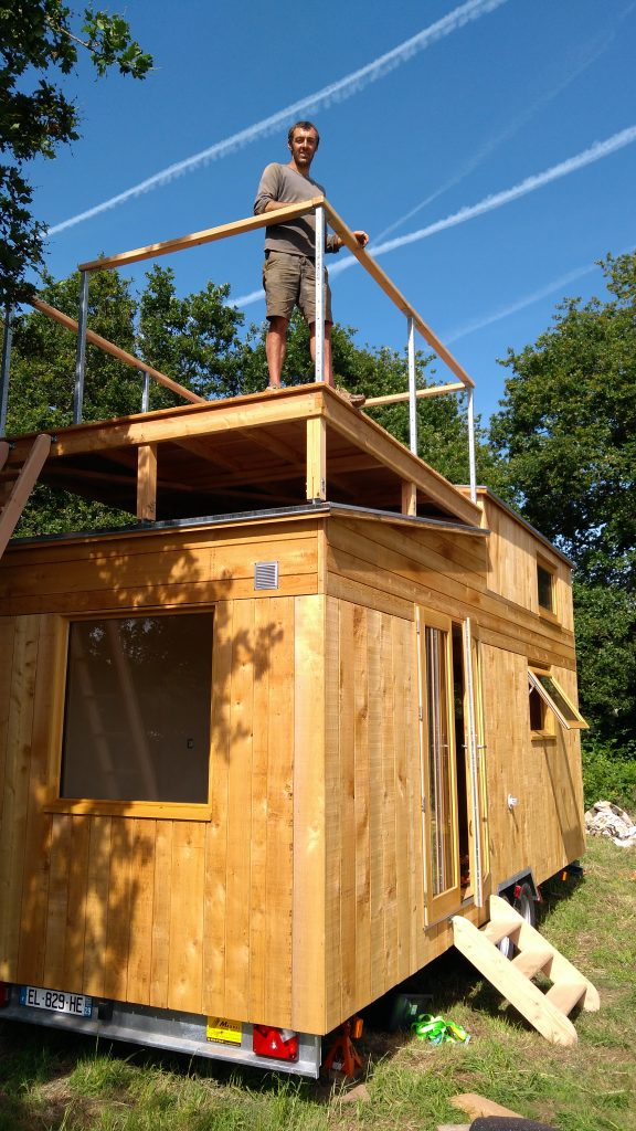 Rooftop Deck Tiny House by Ty Rodou 005