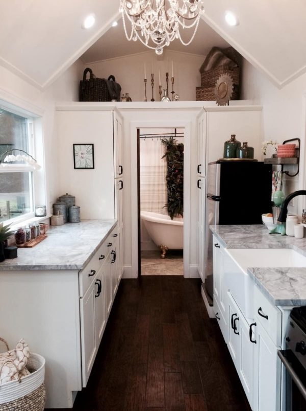 Rustic Chic Tiny House by Tiny Heirloom 005