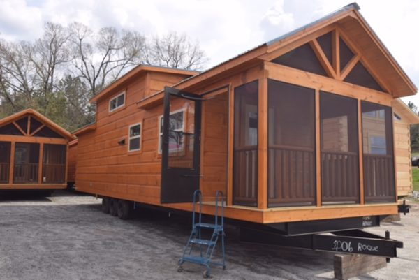 Ruthu0027s 399 Sq. Ft. Park Model Tiny House For Sale, NC