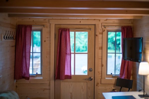 Scarlett Tiny House at Mt Hood Tiny House Village 0017