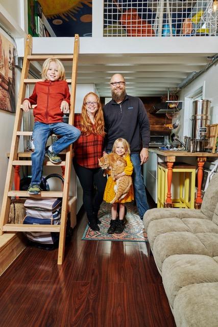 Schons Family Build DIY Tiny House via Tiny Home Tours YouTube 001