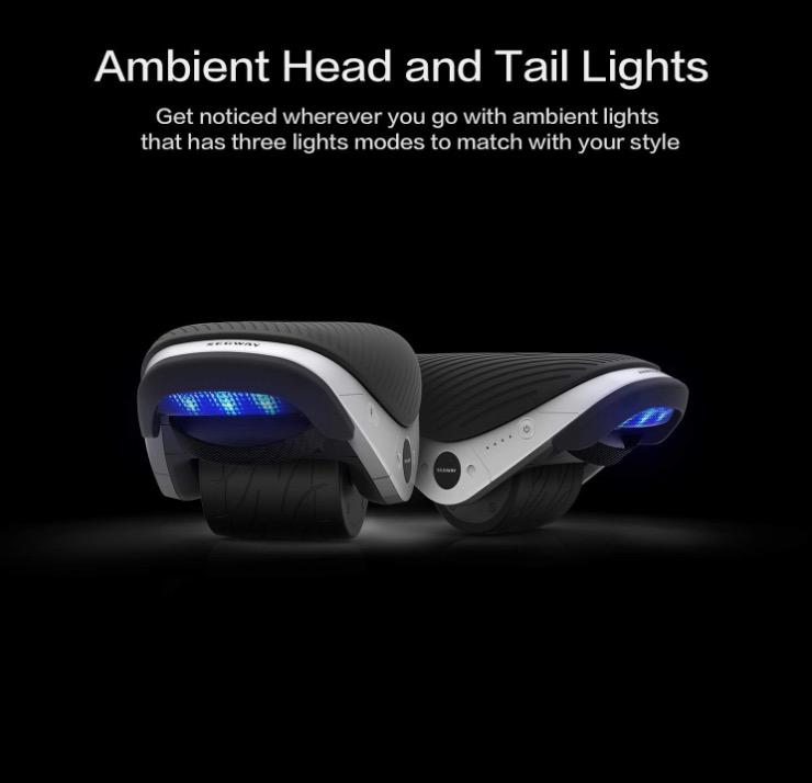 Segway Ninebot Drift W1 Electric Hovershoes via Segway on Amazon 007