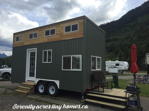 Serenity Acres Tiny Home 001