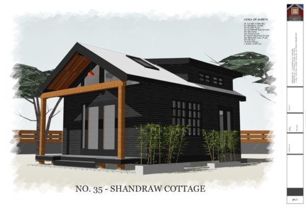 Shandraw Cottage House Plans 01
