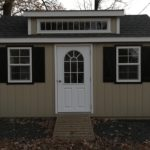 Shed-Based 10×16 Tiny House For Sale in Maryland 001
