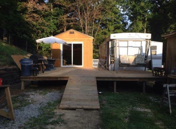 Shed To Tiny House Conversion