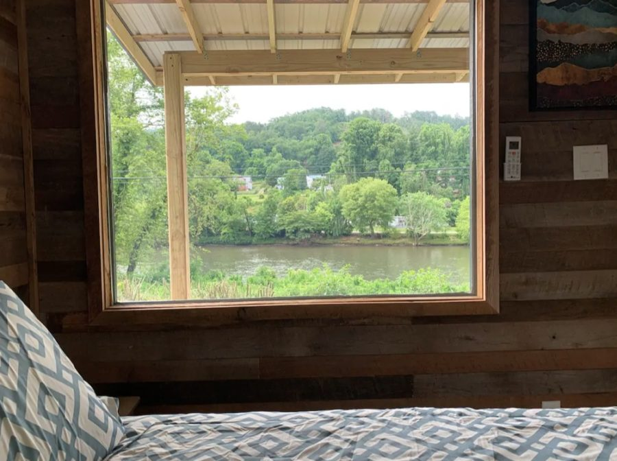 Ship Shak On The River In Bryson City NC via Kyle-Airbnb 004