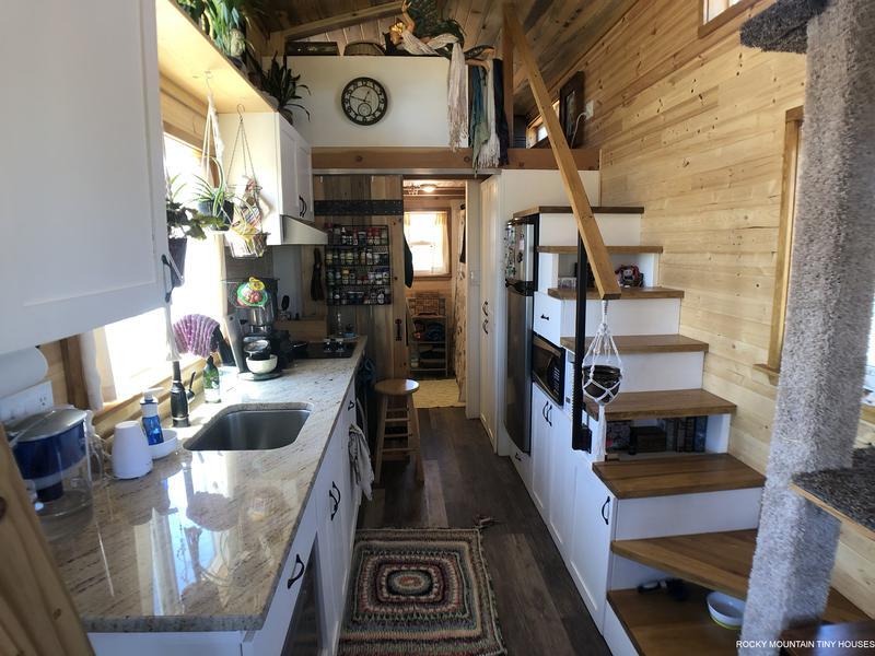 Simply Tara Tiny House by Rocky Mountain Tiny Houses 002