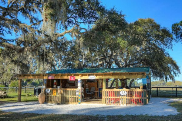 Small House Atop Garage on 1 Acre Farm in Ocala For Sale 0011
