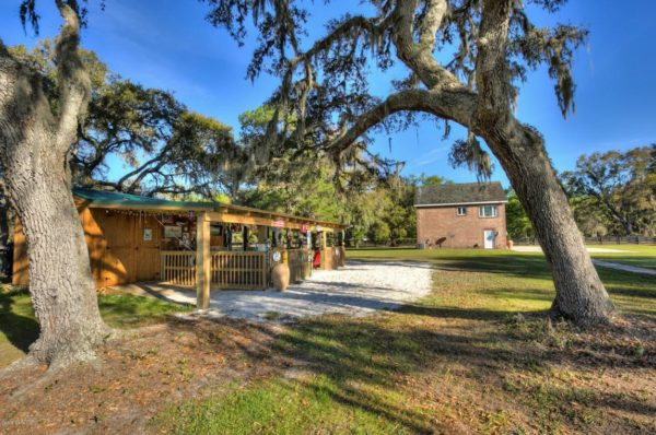 Small House Atop Garage on 1 Acre Farm in Ocala For Sale 0012