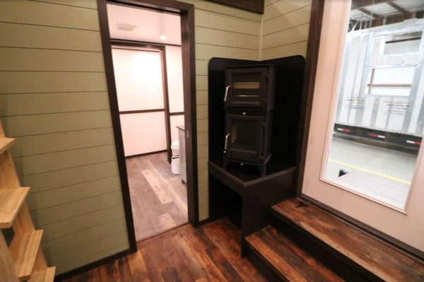 Steampunk Tiny House by Titan Tiny Homes 0021