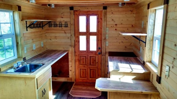 Sunwest Tiny Home on Wheels 002