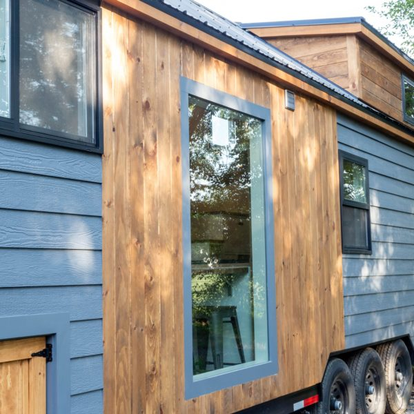 Tedesco Tiny House on Wheels by Liberation Tiny Homes 0010