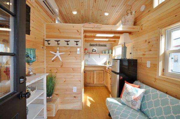 The 16ft Harbor Tiny House