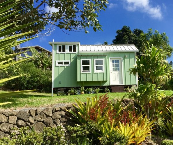 The Bonzai Tiny House on Wheels by Habitats Hawaii 001