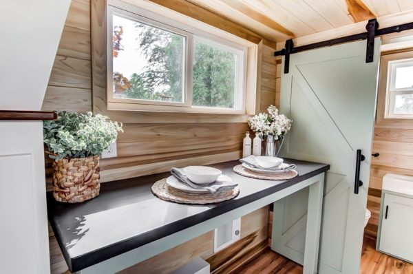 The Clover Tiny House by Modern Tiny Living 0011
