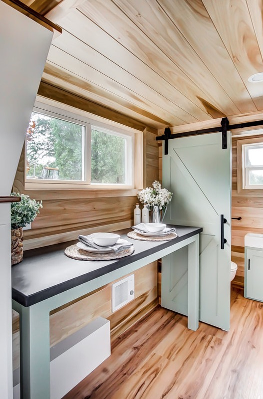 The Clover Tiny House by Modern Tiny Living 0027