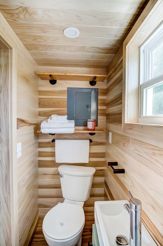 The Clover Tiny House by Modern Tiny Living 0032
