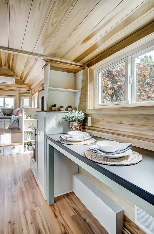 The Clover Tiny House by Modern Tiny Living 0038