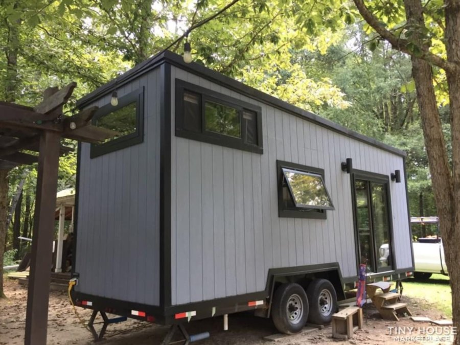 The Compass 208-sq-ft Tiny House for 25k via Tony-Tiny Home Builders 0010