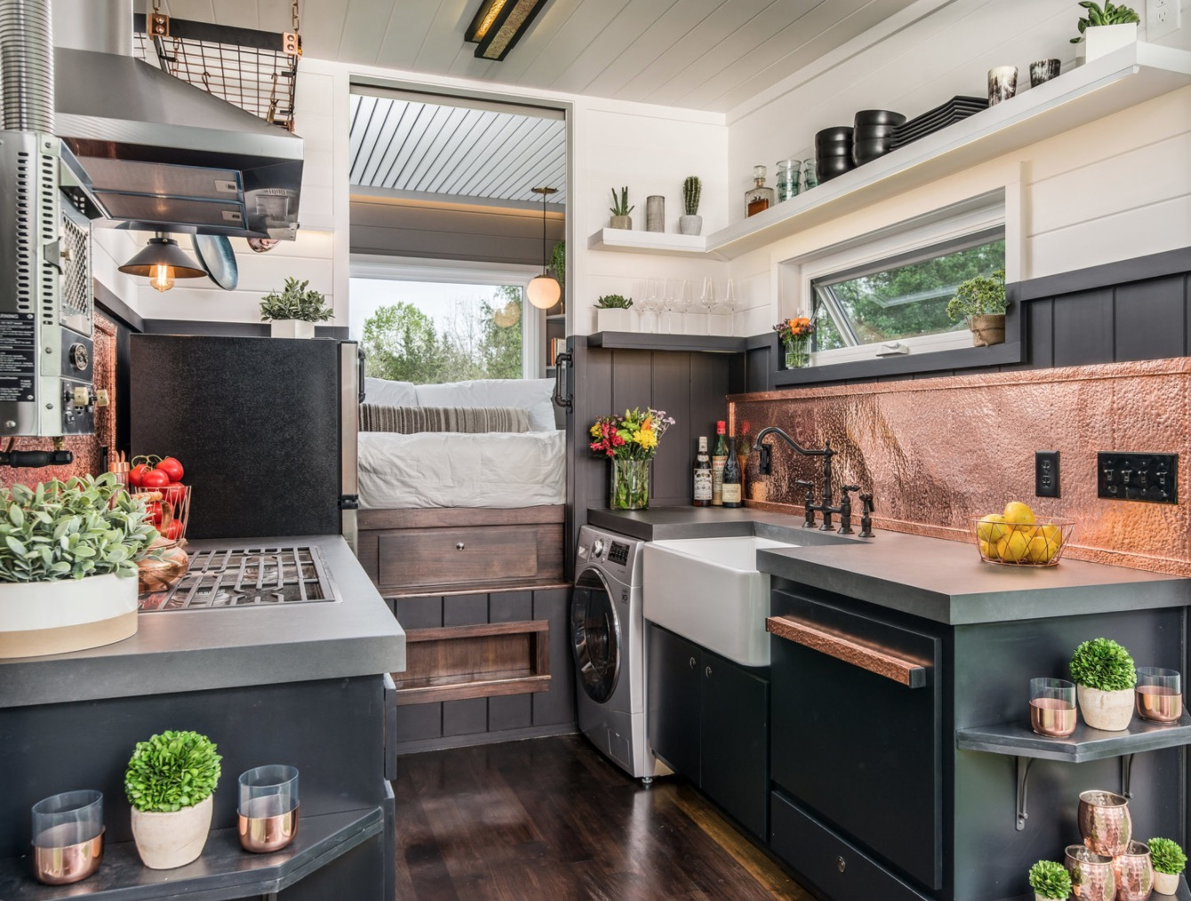 Family of Three's Incredible Tiny House
