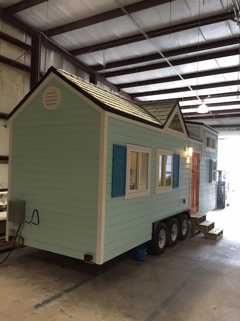 The Fontana Beach Tiny House 011