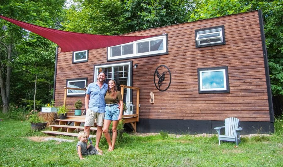 The Giving Tree Tiny Home 1 – Exploring Alternatives