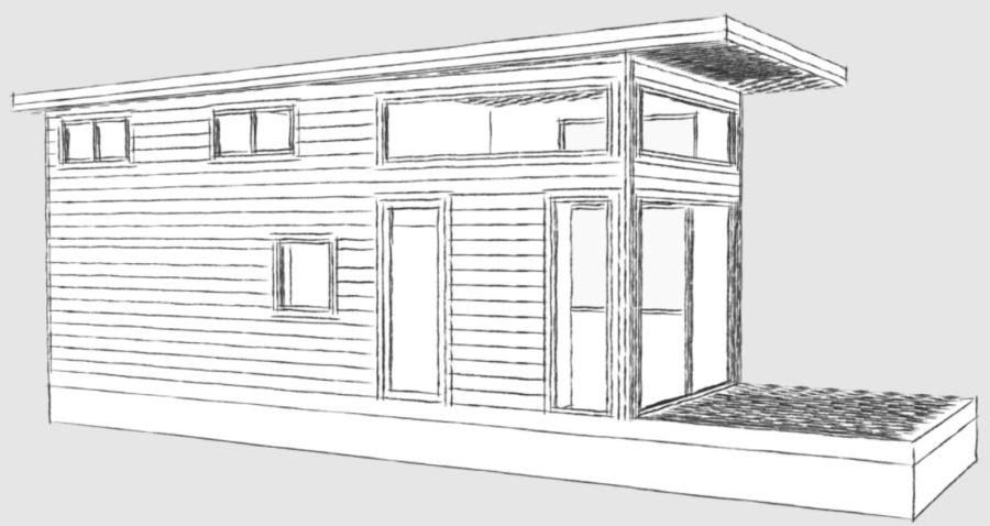 The Glacier Tiny House by West Coast Homes 003