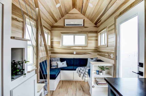 The Hatteras 20ft THOW by Modern Tiny Living 002