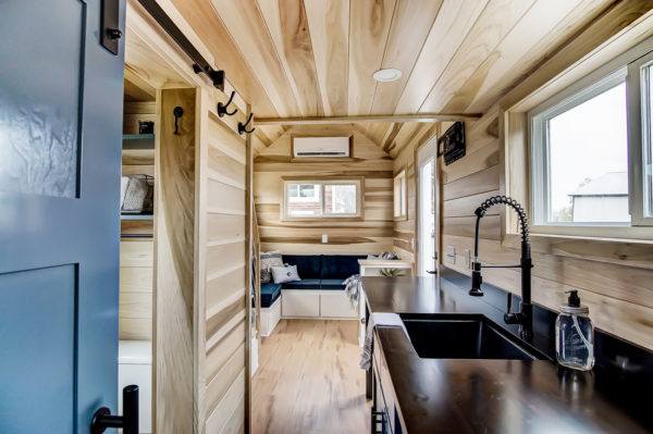 The Hatteras 20ft THOW by Modern Tiny Living 0021