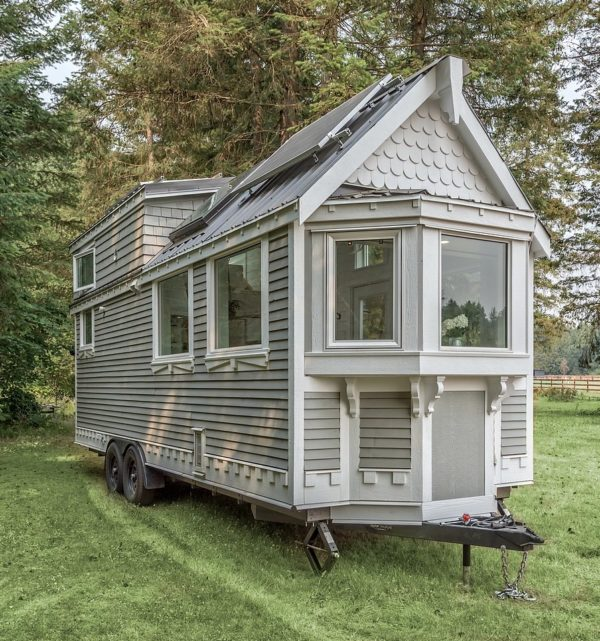 The Heritage Tiny House by Summit Tiny Homes