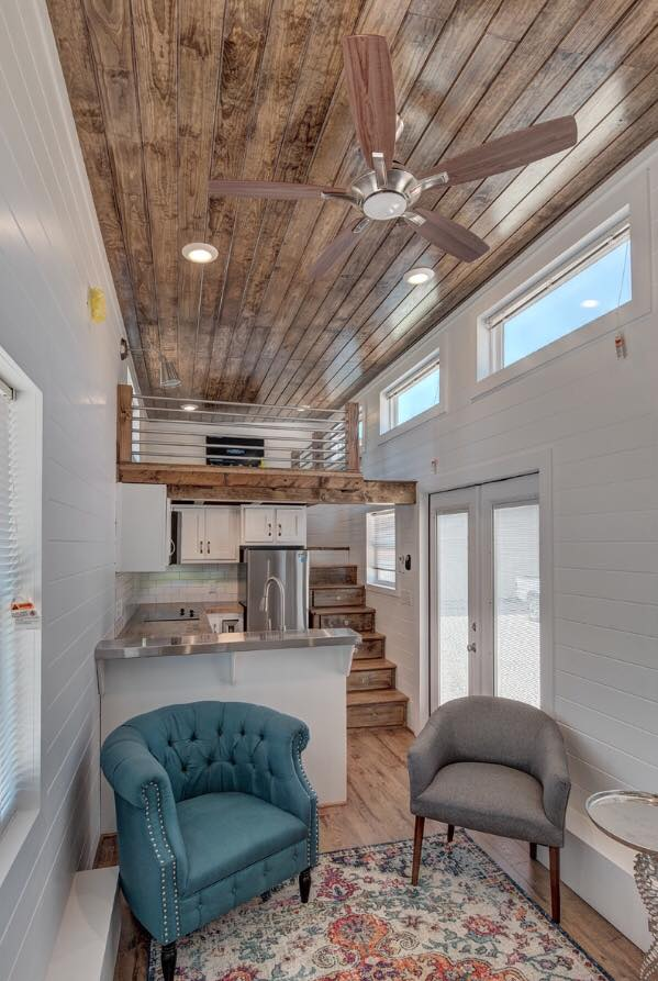 The Journey by Alabama Tiny Homes 002