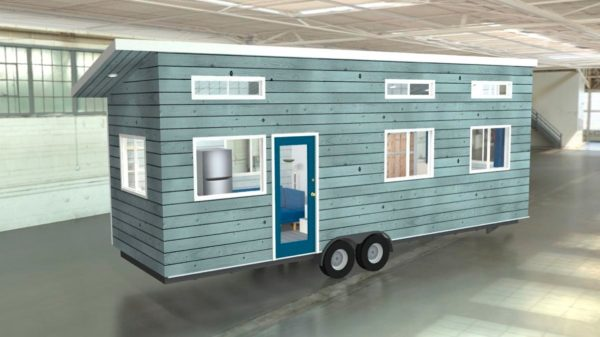 The Jude Tiny House by Cheeky Monkey Tiny House 001