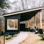 The Lily Pad – Hocking Hills- Shipping Container 18