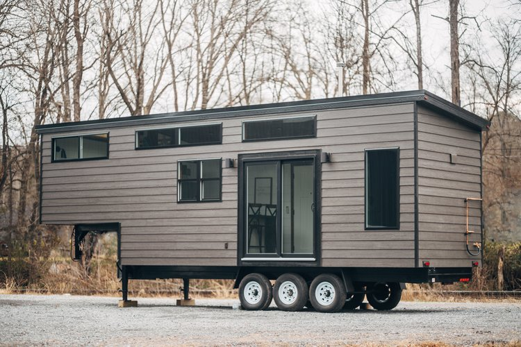 32-Foot Lupine Tiny House with Amazing Kitchen - Built on Gooseneck Trailer