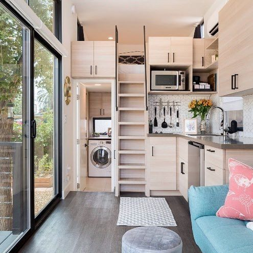 The Nest Tiny House Phoenix Is For Sale via thenestphx-IG 0010