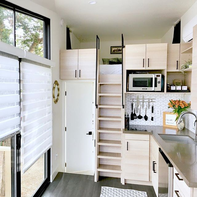 The Nest Tiny House Phoenix Is For Sale via thenestphx-IG 0023