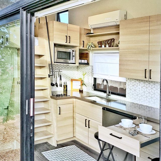 The Nest Tiny House Phoenix Is For Sale via thenestphx-IG 0024