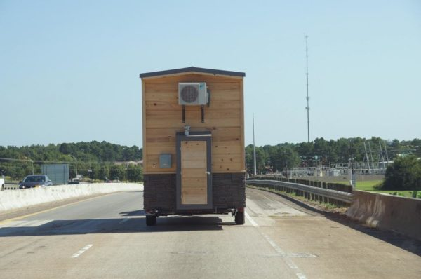 The Prairie Schooner Tiny House