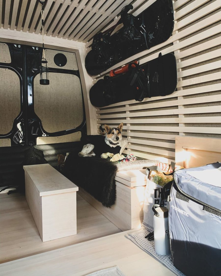 The Ryovan Project Japanese Teahouse Inspired Van Conversion 003