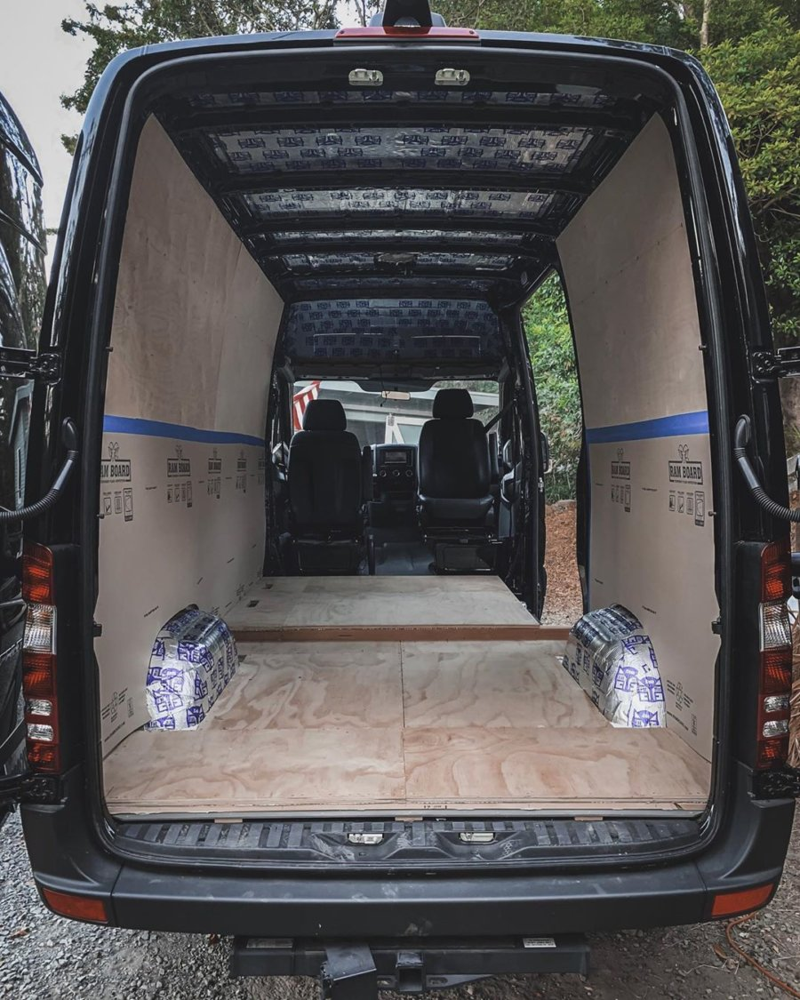 The Ryovan Project Japanese Teahouse Inspired Van Conversion 008