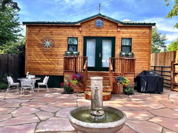 The Stumble Tiny House Vacation in Los Olivos California 01