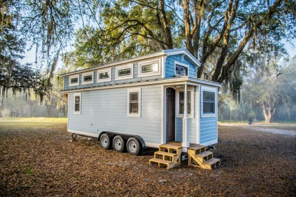 Tiffany the Tiny Home: Owner Interview