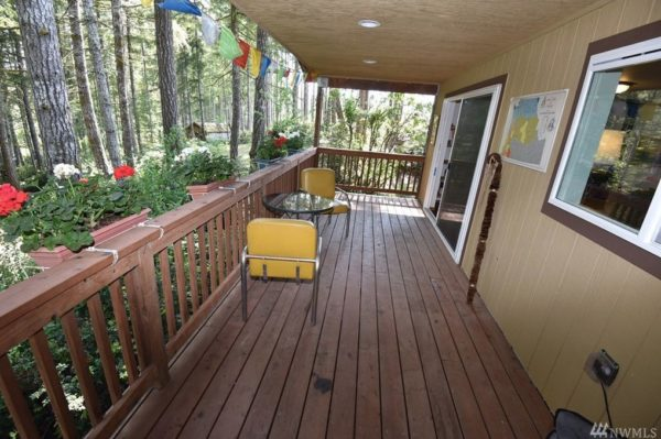 Tiny Cabin with Addl Bunk House For Sale in Grapeview WA 0015