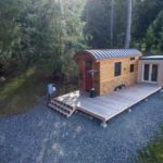 Tiny House by Shibui Woodworking For Sale 0016